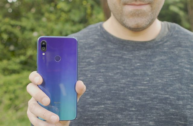 Test du Xiaomi Redmi Note 7 : image 1