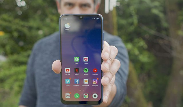 Test du Xiaomi Redmi Note 7 : image 3