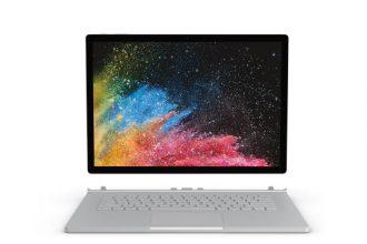 Le Surface Book 2 se met au goût du jour