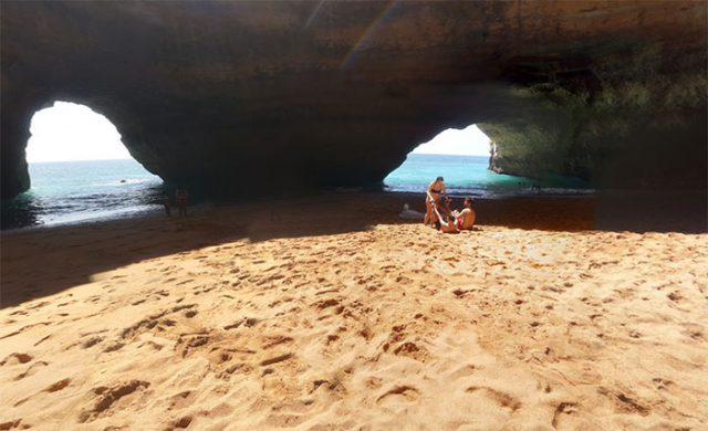 Benalgil Caves