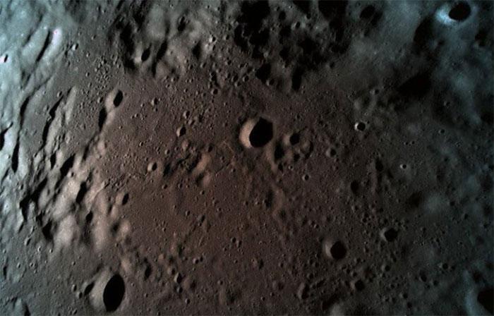 Voici la (nouvelle) dernière photo prise par Beresheet avant son crash sur la Lune