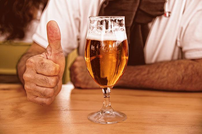 Le Passage, de la bonne bière à base de sel marin
