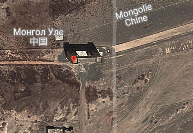 Le drôle de bâtiment à deux tours, en Chine