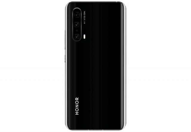 Honor 20 Pro Black
