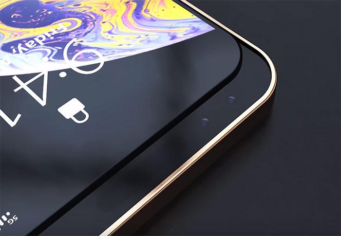 Un iPhone XI très élégant, pour le plaisir des yeux