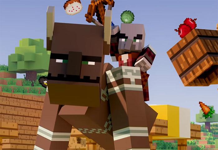 Minecraft Villages & Pillages