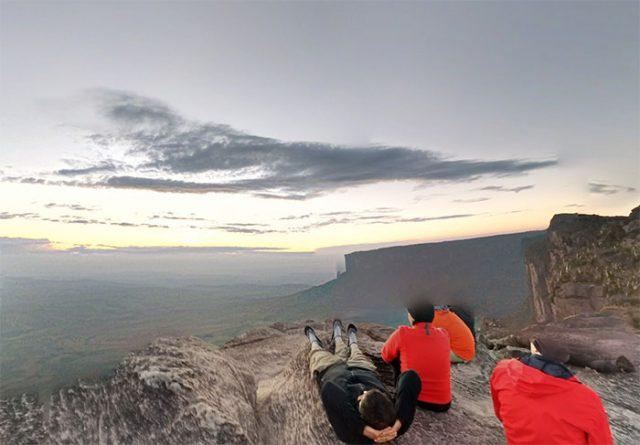 Le Mont Roraima