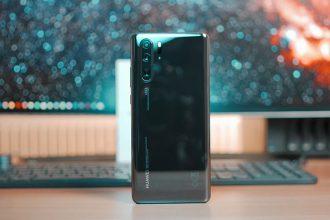 Prise en main du Huawei P30 Pro : photo 1