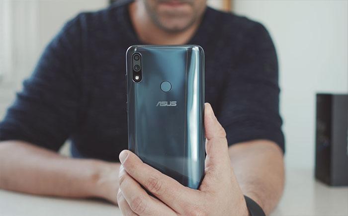 Prise en main du Asus ZenFone Max Pro M2