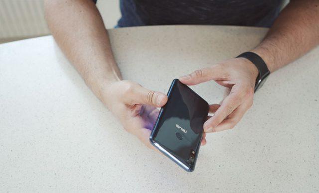 Prise en main du Asus ZenFone Max Pro M2 : image 5