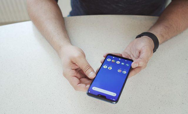 Prise en main du Asus ZenFone Max Pro M2 : image 4