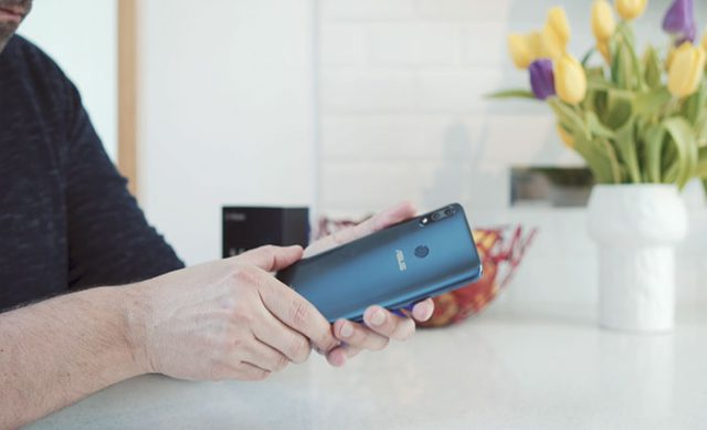 Prise en main du Asus ZenFone Max Pro M2 : image 8