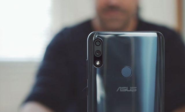 Prise en main du Asus ZenFone Max Pro M2 : image 6