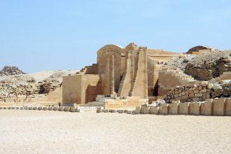 En Egypte, des archéologues ont découvert une tombe vieille de 4000 ans et en très bon état