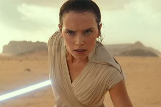 Star Wars IX The Rise of Skywalker