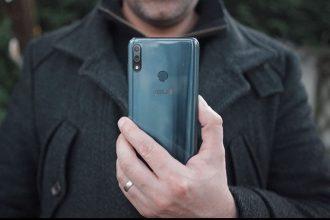 Test de l'Asus ZenFone Max Pro M2 : image 1