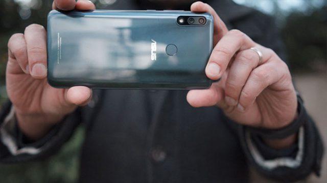 Test de l'Asus ZenFone Max Pro M2 : image15