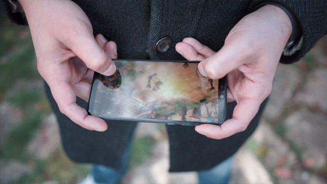 Test de l'Asus ZenFone Max Pro M2 : image14