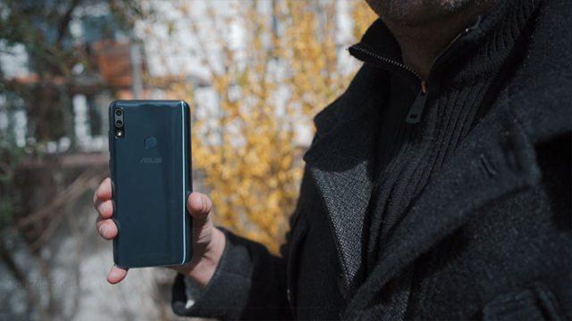 Test de l'Asus ZenFone Max Pro M2 : image13