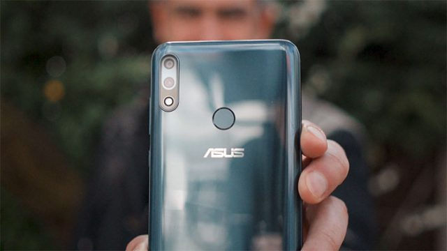 Test de l'Asus ZenFone Max Pro M2 : image 2