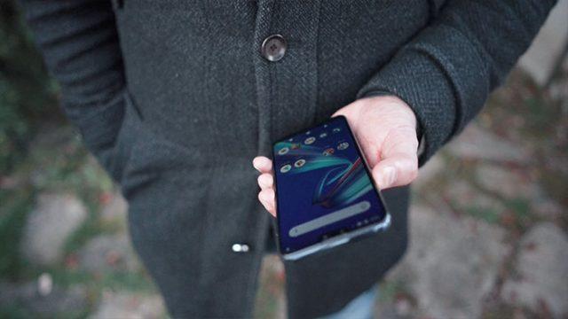Test de l'Asus ZenFone Max Pro M2 : image 3