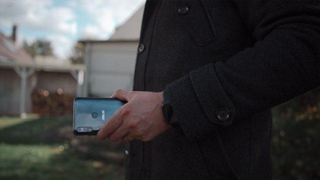 Test de l'Asus ZenFone Max Pro M2 : image 7