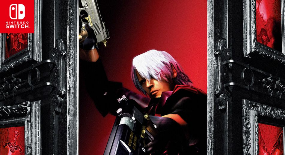 Devil May Cry premier du nom annoncé sur Switch