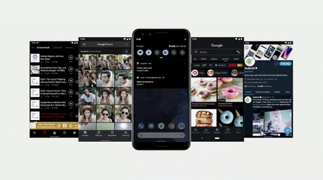 Android Q : image 1