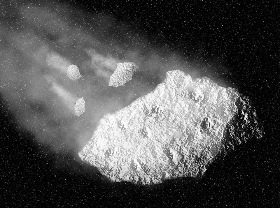 Les scientifiques ont découvert que l'astéroïde Itokawa contient bien de l'eau