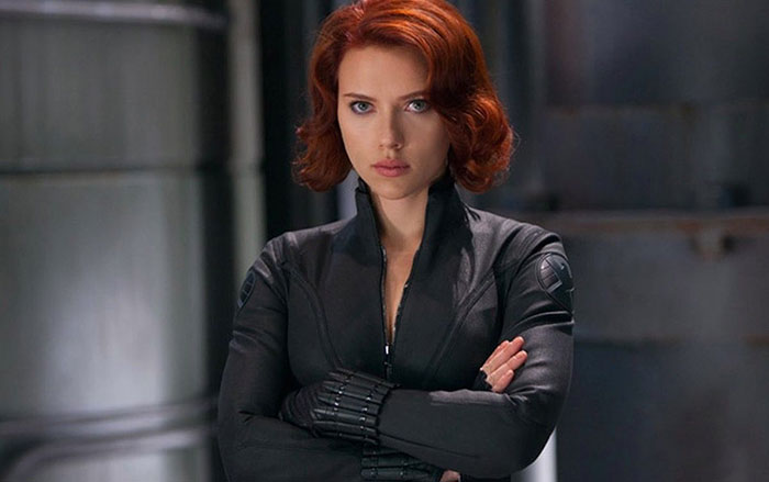 Iron Man fera une apparition — Black Widow