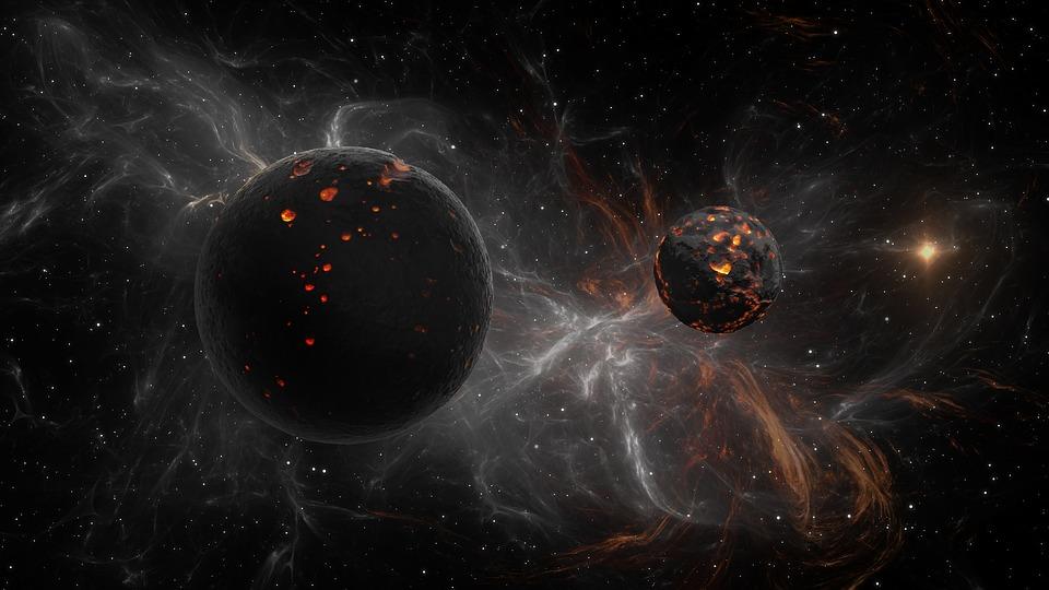 Grâce à Chandra, la NASA a mis la main sur un système binaire qui a été expulsé de sa galaxie d'origine