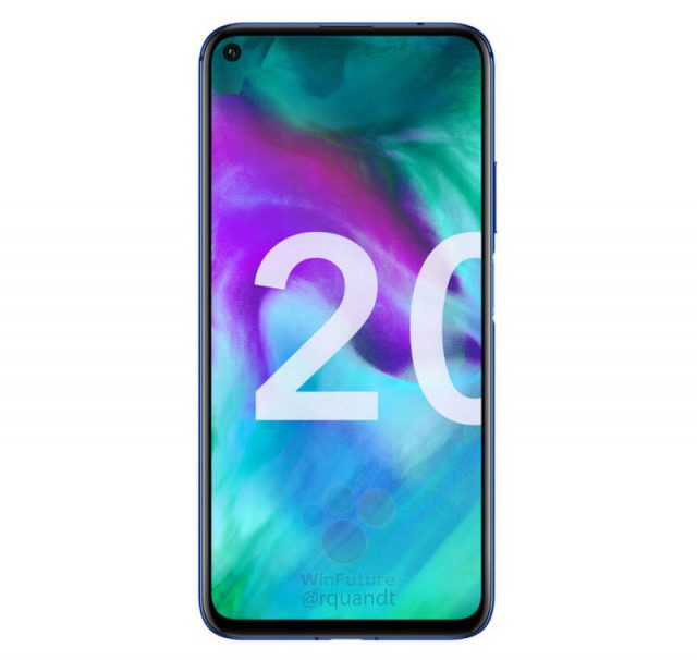 Honor 20 Leaks 2