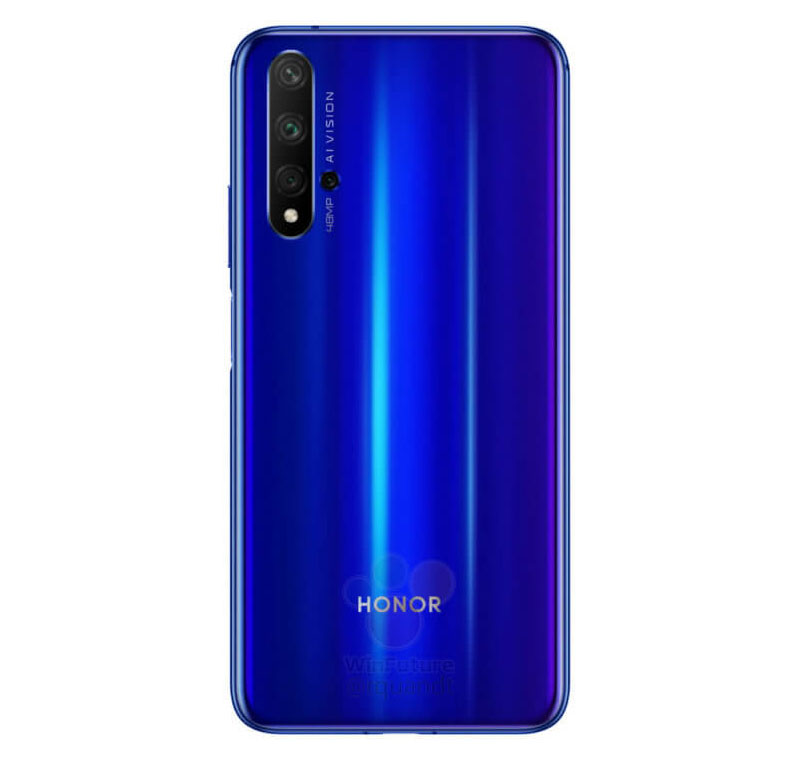 Honor 20 Leaks 3
