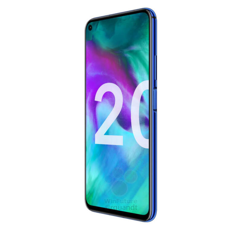 Honor 20 Leaks 4