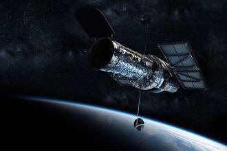 D'après Hubble, le taux d'expansion de l'Univers est plus important que prévu