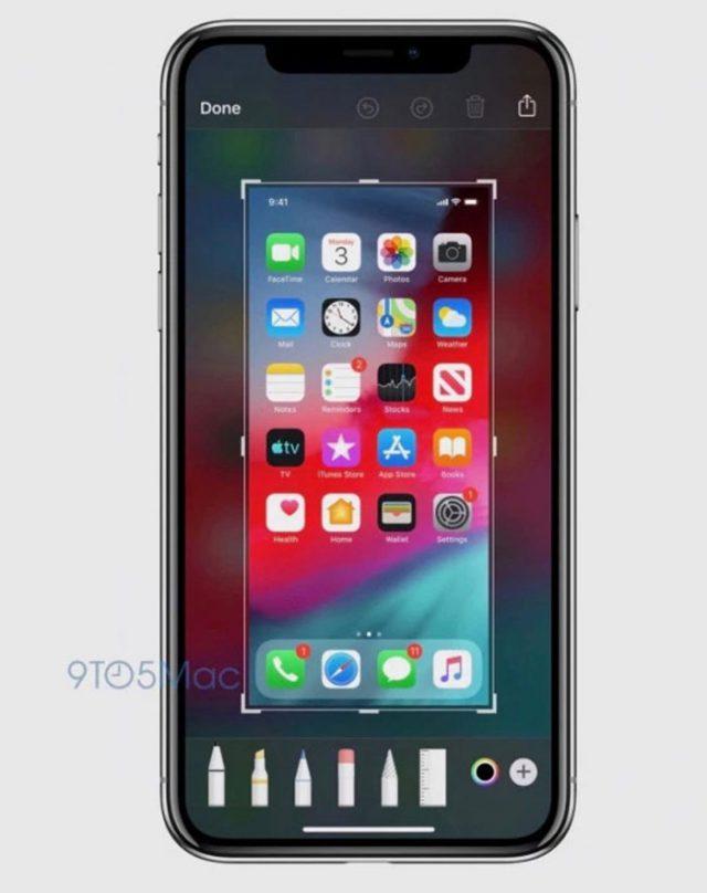 iOS 13 Capture