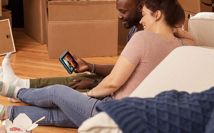 Amazon a officialisé une nouvelle Fire 7
