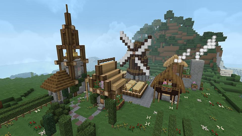 Les abeilles sont dispo dans Minecraft et on peut même monter dessus