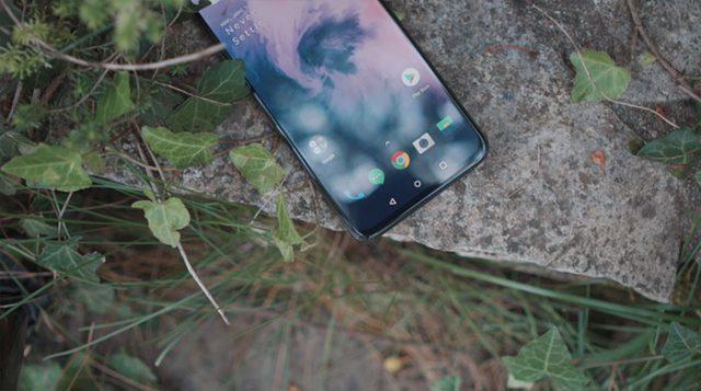 Prise en main OnePlus 7 : photo 8