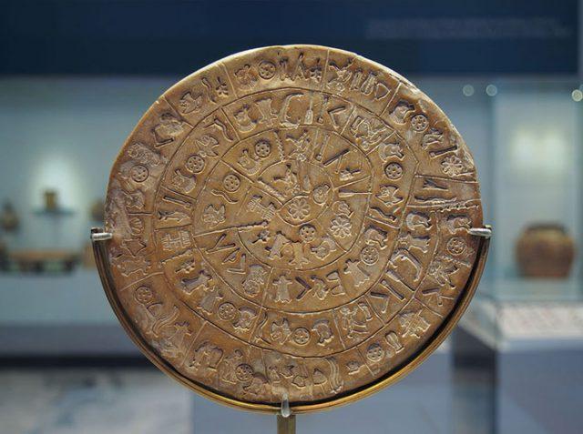 disque de Phaistos