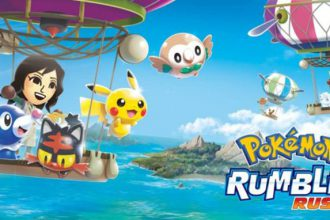 Pokémon Rumble Rush : image 1