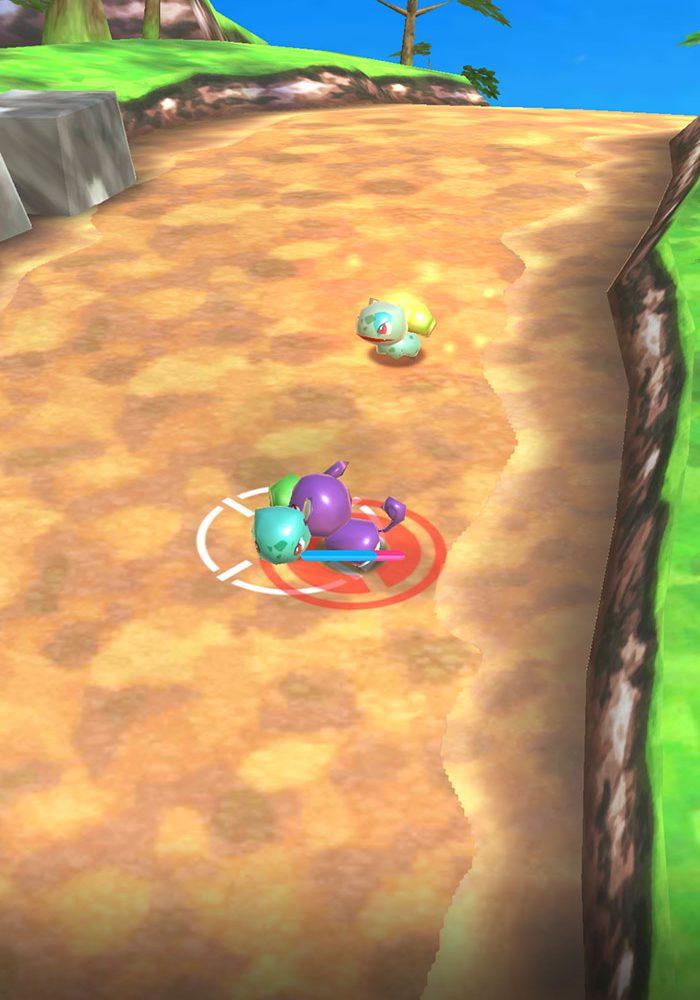 Pokémon Rumble Rush : image 2