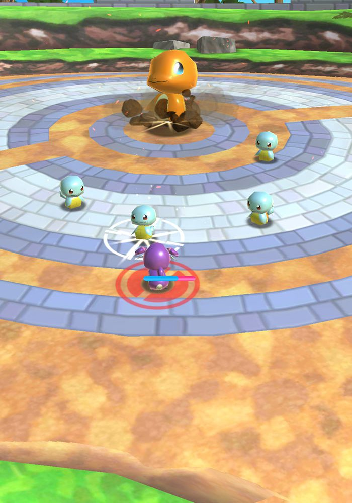 Pokémon Rumble Rush : image 3