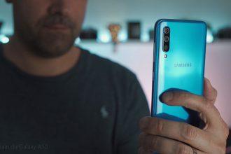 Galaxy A50 : photo 1