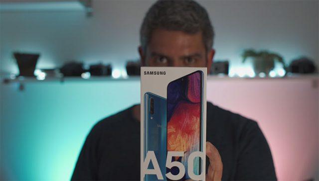 Galaxy A50 : photo 3