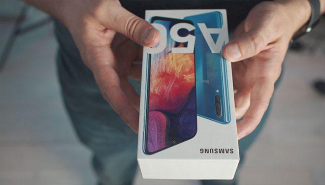 Galaxy A50 : photo 4
