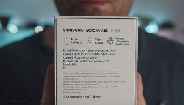 Galaxy A50 : photo 5
