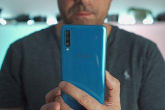 Galaxy A50 : photo 6