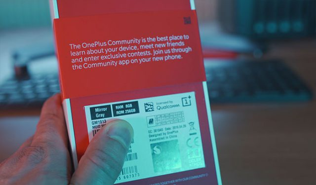 OnePlus 7 Pro : photo 2