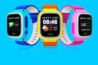 Q90 Kids GPS Smartwatch